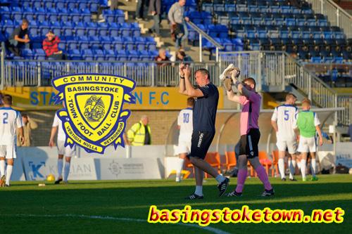 Sepuluh Kali Basingstoke FC Menjadi Berita Nasional