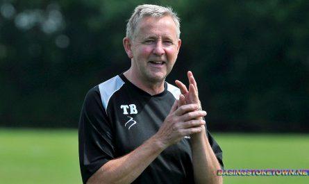 Terry Brown Asosiasi Manajer Liga Inggris Selatan