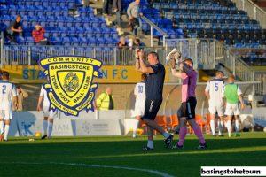 Manifesto Liga Selatan Inggris Basingstoke Town FC